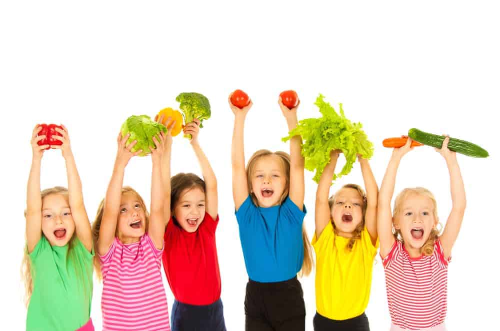 3 Tips To Have Your Child Asking For More Vegetables!