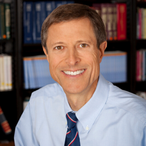 Dr. Neal Barnard, MD in office